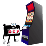 character playing slots