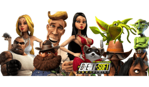 BetSoft Characters