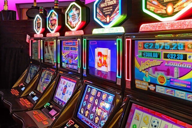 IGT Patents Bitcoin Slot Machines