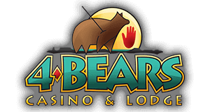 4 Bears Casino Logo