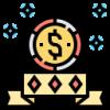 Bonus dollar Icon
