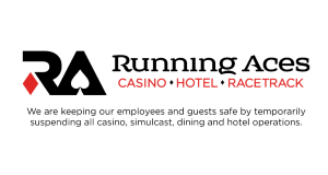 Running Aces Racetrack logo
