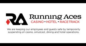 Running Aces Racetrack logo