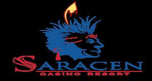 Saracen casino Full Logo