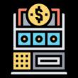 Casino Cashier Icon