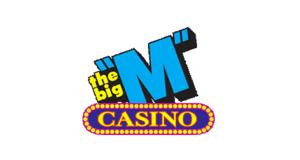 The Big M Casino Logo